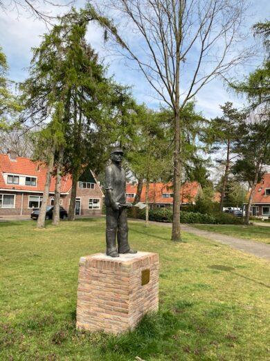 Monument Tuindorp Maarn